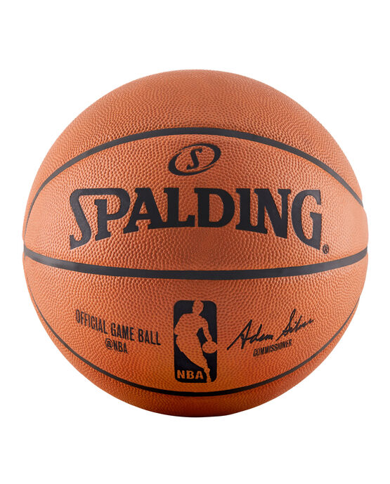 Spalding NBA Official Game Ball review