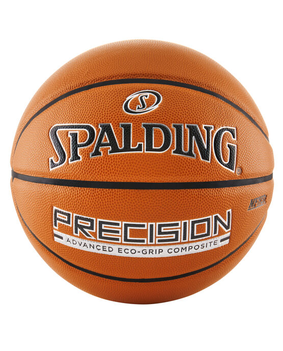 Spalding Precision Indoor Game Basketball  review