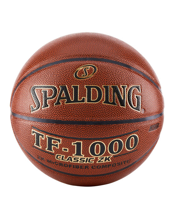Spalding TF-1000 Classic Indoor Basketball review