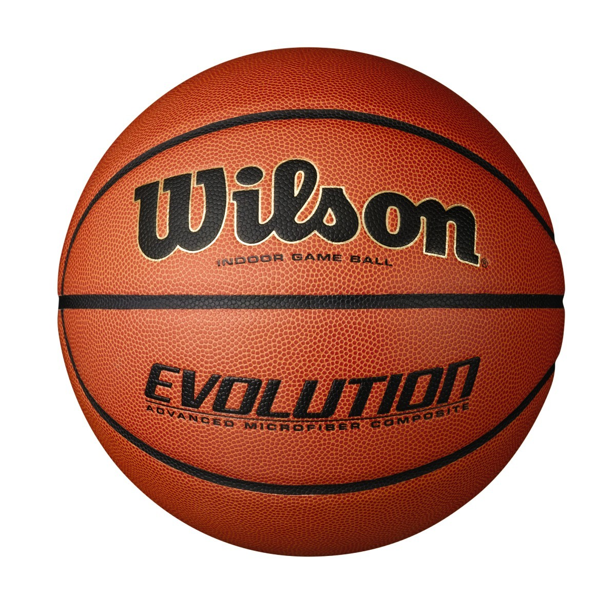 Wilson Evolution Official Game Basketball review